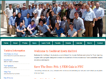 Yeshiva Website